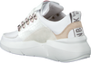 Witte NUBIKK Sneakers LUCY ROYAL  - small