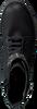 Zwarte CLIC! Veterboots 9244  - small