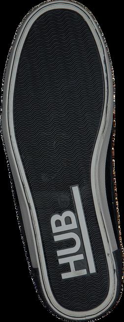 Zwarte HUB Enkelboots VERMONT  - large