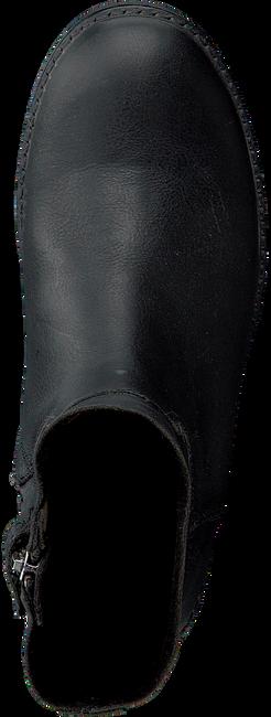 Zwarte SHABBIES Enkellaarsjes 172-0062SH  - large