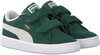 Groene PUMA Sneakers SUEDE CLASSIC INF  - small