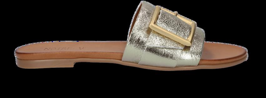 Gouden NOTRE-V Slippers 10201  - larger