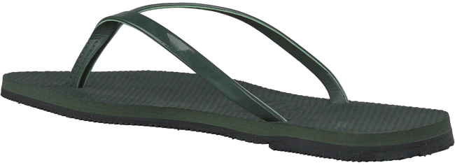 Groene HAVAIANAS Slippers YOU METALLIC  - large