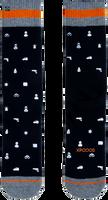 Blauwe XPOOOS Sokken ICONS  - medium