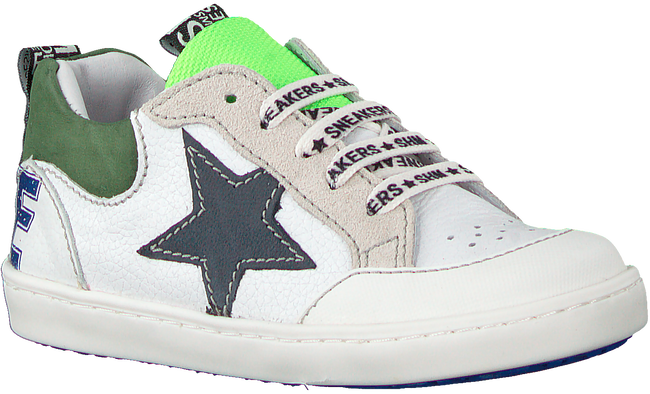 Witte SHOESME Lage sneakers UR20S018  - large