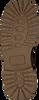 Bruine BULLBOXER Enkelboots ALL519  - small