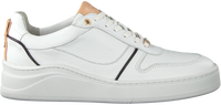 Witte FRED DE LA BRETONIERE Lage sneakers 101010128 FRS0713  - medium