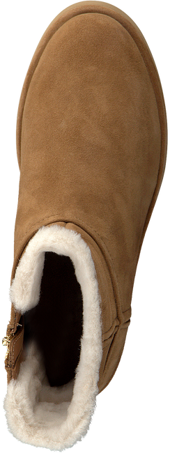 Camel UGG Vachtlaarzen CLASSIC MINI BLVD - large