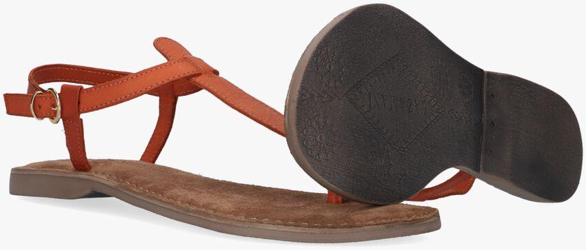 Oranje LAZAMANI Sandalen 75.618  - larger