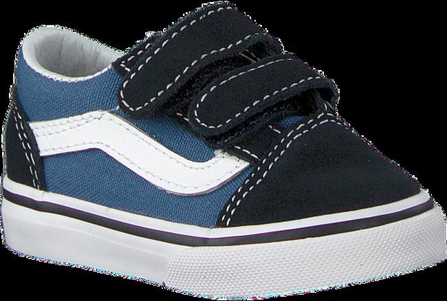 Blauwe VANS Sneakers OLD SKOOL V TD - large