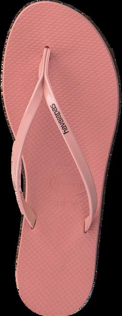 Roze HAVAIANAS Slippers YOU METALLIC  - large
