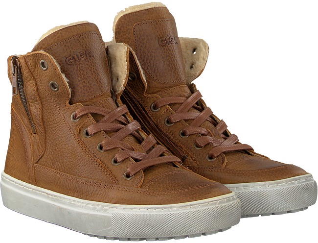 Cognac GIGA Sneakers 9820 - large