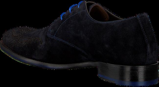 Blauwe FLORIS VAN BOMMEL Nette Schoenen 18075 O6ITBsCJ
