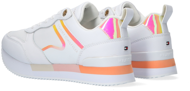 Roze TOMMY HILFIGER Lage sneakers FEMININ ACTIVE CITY  - large