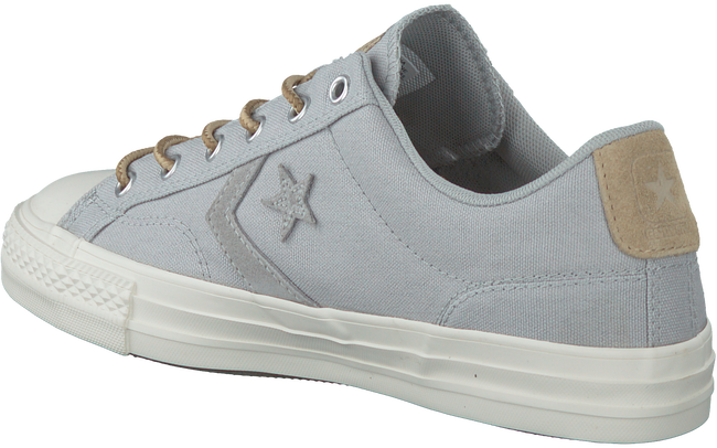 Grijze CONVERSE Sneakers STAR PLAYER OX  - large
