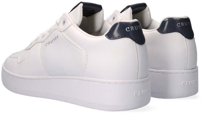 Witte CRUYFF CLASSICS Lage sneakers INDOOR ROYAL  - large