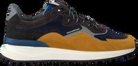 Gele FLORIS VAN BOMMEL Lage sneakers 16339  - medium