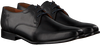 Zwarte VAN LIER Nette schoenen 1911401  - small