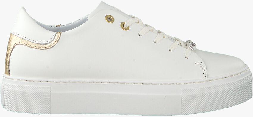 Witte NOTRE-V Lage sneakers J4850E - larger