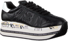 Zwarte PREMIATA Lage sneakers BETH  - small