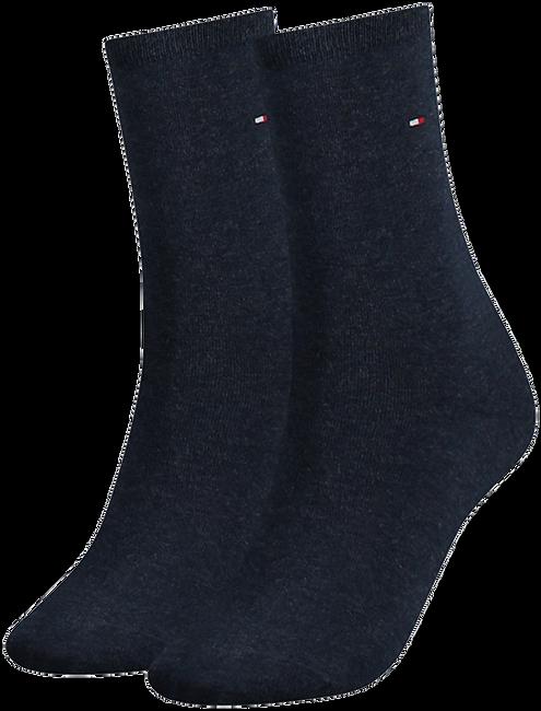 Blauwe TOMMY HILFIGER Sokken 371221 - large