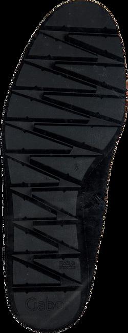 Zwarte GABOR Enkellaarzen 780.1 - large