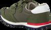 Groene TOMMY HILFIGER Sneakers LOW CUT VELCRO SNEAKER  - small