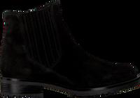 Zwarte GABOR Enkellaarsjes 792.1  - medium