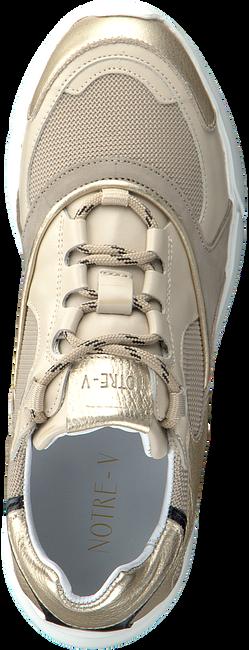 Beige NOTRE-V Lage sneakers J5314 - large