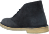 Blauwe CLARKS Enkelboots DESERT BOOT DAMES - small