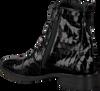 Zwarte PAUL GREEN Enkellaarsjes 9396 - small