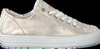 Gouden PAUL GREEN Lage sneakers 4704 - medium