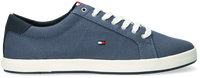 Blauwe TOMMY HILFIGER Lage sneakers ICONIC LONG LACE  - medium