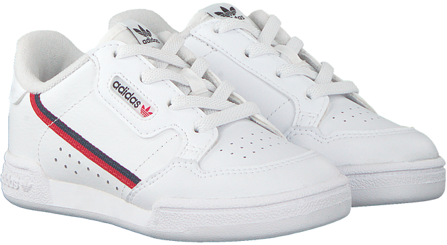Witte ADIDAS Sneakers CONTINENTAL 80 I  - large