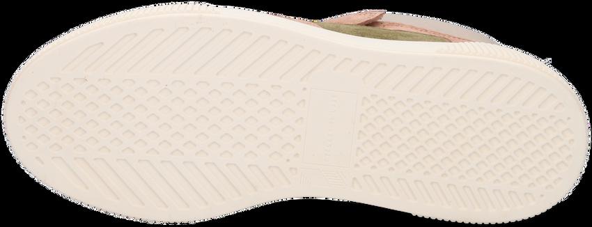 Bruine CYCLEUR DE LUXE Hoge sneaker MUR  - larger