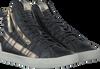 Zwarte DIESEL Sneakers D-STRING  - small