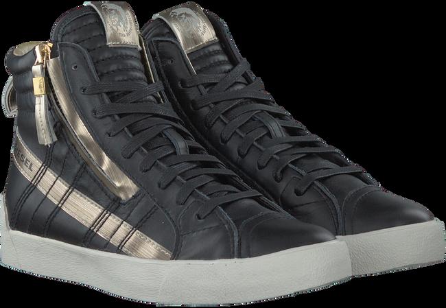 Zwarte DIESEL Sneakers D-STRING  - large