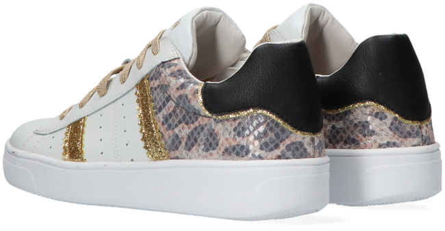 Witte TON & TON Lage sneakers ERICA  - large