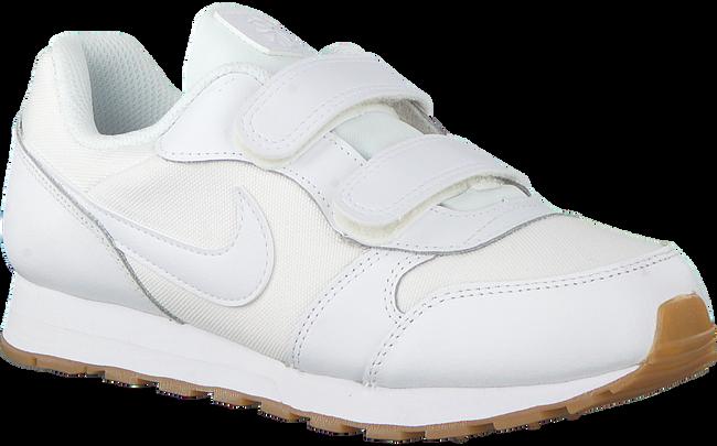 Witte NIKE Sneakers MD RUNNER 2 FLRL  - large