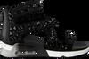 Zwarte ASH Sandalen LIPS STONES - small