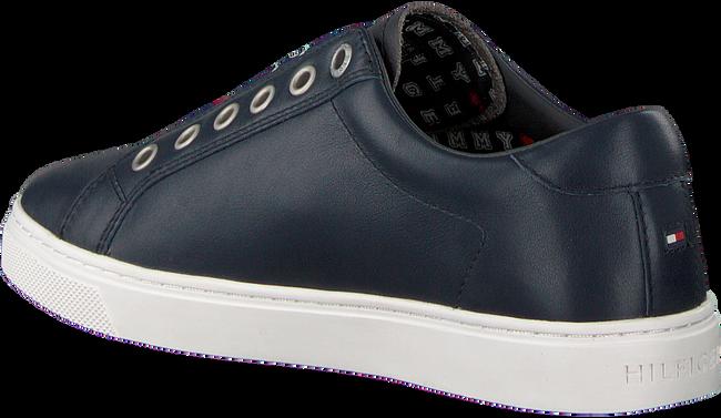 Blauwe TOMMY HILFIGER Sneakers ELASTIC CITY  - large