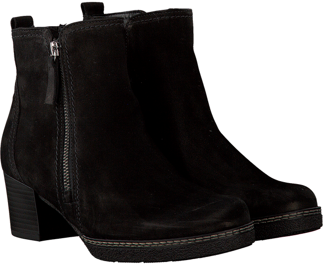 Zwarte GABOR Chelsea boots 662  - large