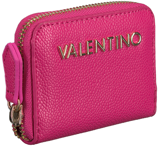 Roze VALENTINO HANDBAGS Portemonnee DIVINA COIN PURSE - large