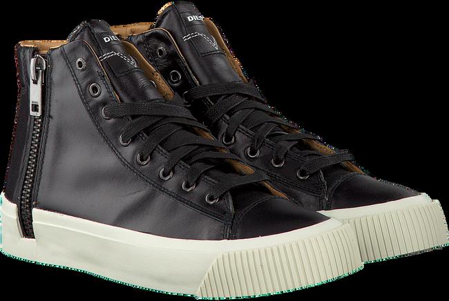 Zwarte DIESEL Sneakers ZIP-TURF  - large