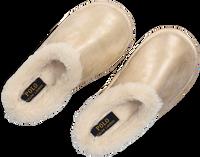 Gouden POLO RALPH LAUREN Pantoffels CHARLOTTE SCUFF  - medium
