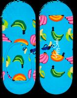 Blauwe HAPPY SOCKS Sokken LINER  - medium