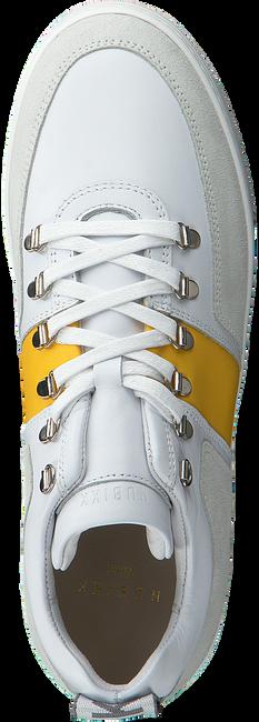 Witte NUBIKK Sneakers YEYE MAZE  - large