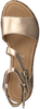 Gouden GABOR Sandalen 862 - small