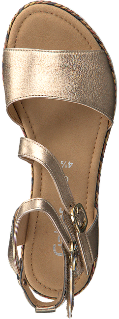 Gouden GABOR Sandalen 862 - large