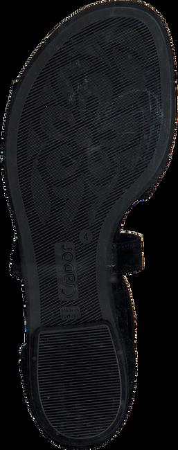 Zwarte GABOR Sandalen 601 - large
